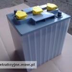 Bateria trakcyjna 180/240Ah 6V do wózka Melex