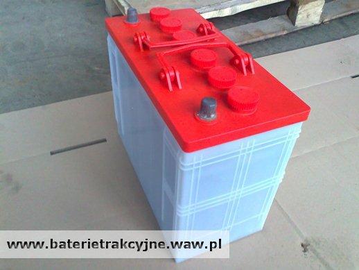 Bateria trakcyjna 6V 320/425Ah do maszyn sprzątających i podnośników nożycowych