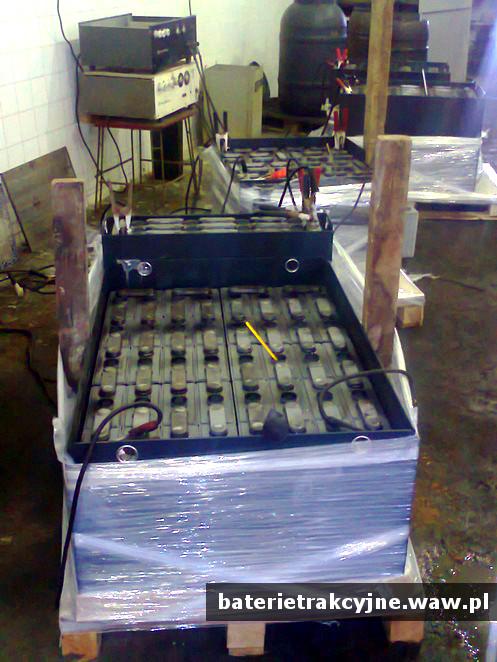 A-B baterie i akumulatory trakcyjne