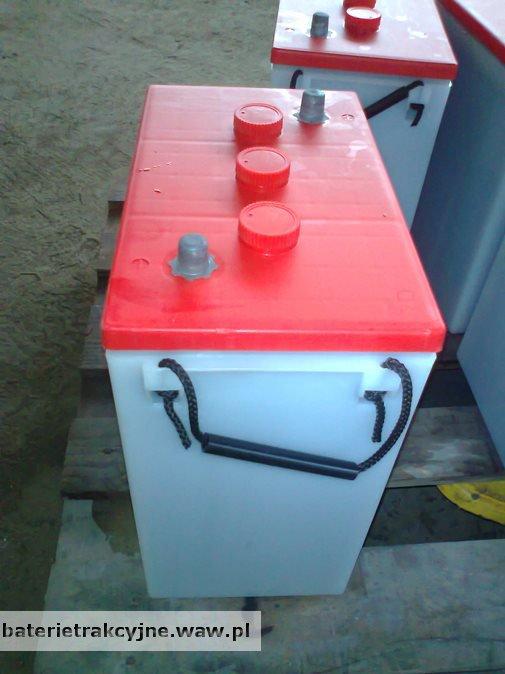 Bateria trakcyjna 110/150Ah 12V do maszyn sprzątających i wózków paletowych