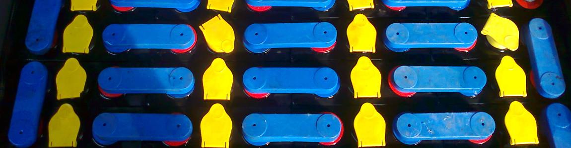 Baterie do wózków widłowych