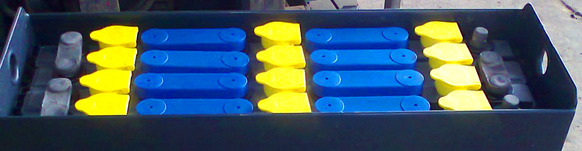 Baterie do wózków paletowych